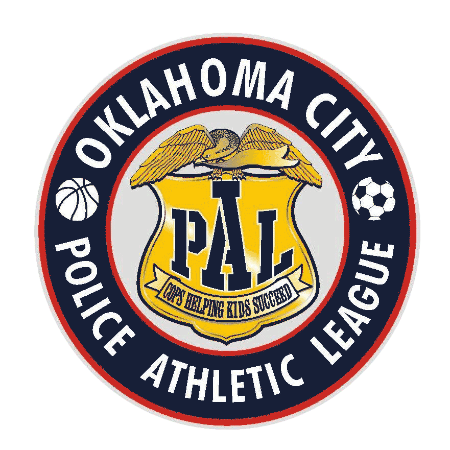 Oklahoma City Police Athletic League Logo
